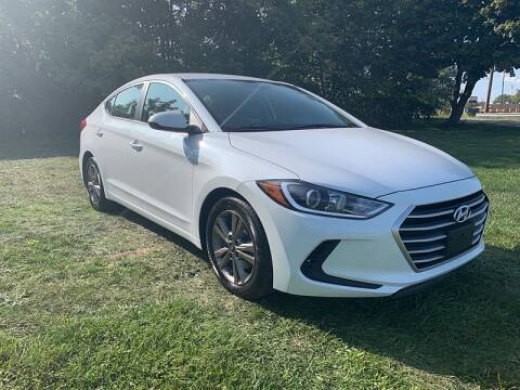 2018 Hyundai Elantra for sale at CItywide Auto Credit in Oregon OH