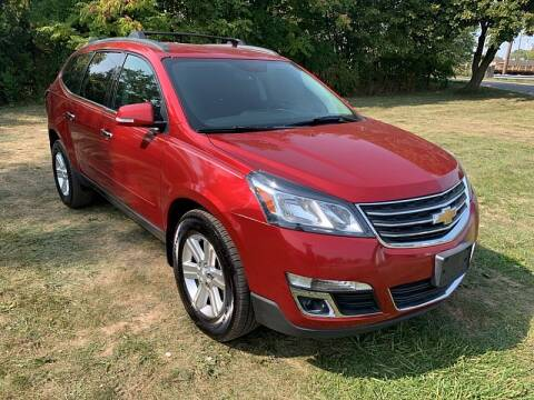 2014 Chevrolet Traverse for sale at CItywide Auto Credit in Oregon OH