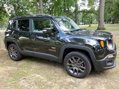 2016 Jeep Renegade for sale at CItywide Auto Credit in Oregon OH