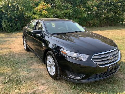 2016 Ford Taurus for sale at CItywide Auto Credit in Oregon OH