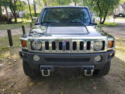 2007 HUMMER H3 for sale at CItywide Auto Credit in Oregon OH