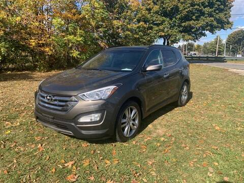 2014 Hyundai Santa Fe Sport for sale at CItywide Auto Credit in Oregon OH