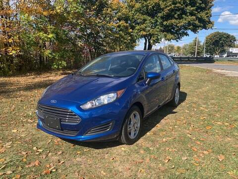 2019 Ford Fiesta for sale at CItywide Auto Credit in Oregon OH