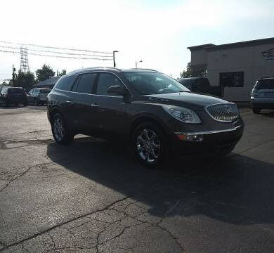 2010 Buick Enclave for sale at CItywide Auto Credit in Oregon OH