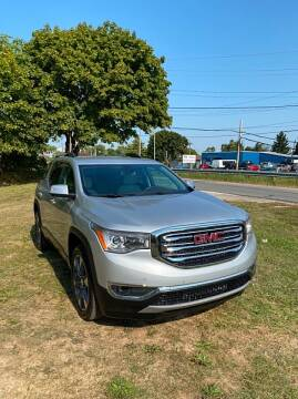 2018 GMC Acadia for sale at CItywide Auto Credit in Oregon OH