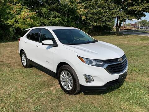 2019 Chevrolet Equinox for sale at CItywide Auto Credit in Oregon OH