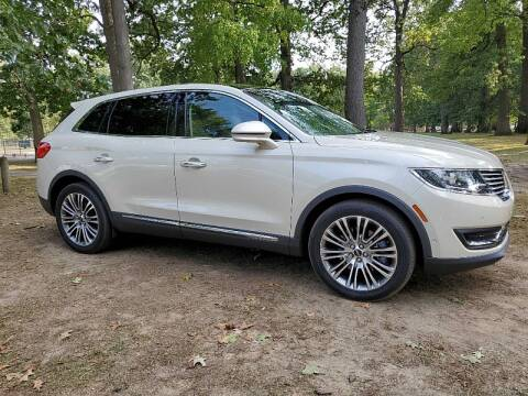 2016 Lincoln MKX for sale at CItywide Auto Credit in Oregon OH