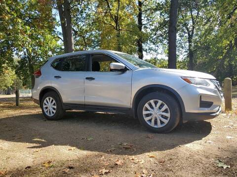 2017 Nissan Rogue for sale at CItywide Auto Credit in Oregon OH