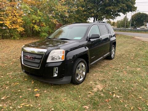 2012 GMC Terrain for sale at CItywide Auto Credit in Oregon OH