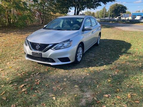 2019 Nissan Sentra for sale at CItywide Auto Credit in Oregon OH
