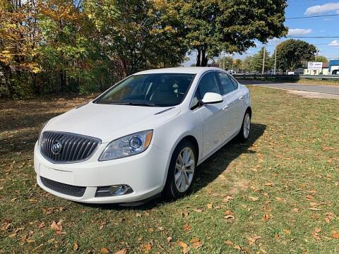 2014 Buick Verano for sale at CItywide Auto Credit in Oregon OH