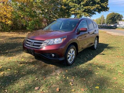 2014 Honda CR-V for sale at CItywide Auto Credit in Oregon OH