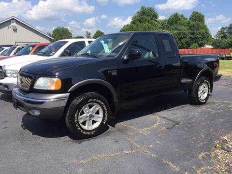 2003 Ford F-150 for sale at Allen Motor Company in Eldon MO