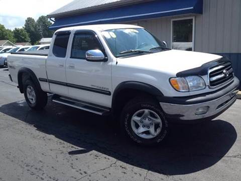 2000 Toyota Tundra for sale at Allen Motor Company in Eldon MO