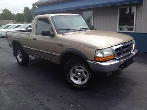 2000 Ford Ranger for sale at Allen Motor Company in Eldon MO