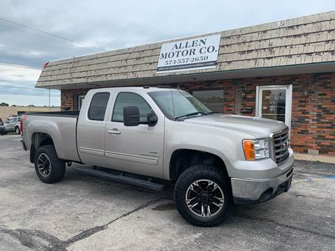 2008 GMC Sierra 2500HD for sale in Eldon, MO