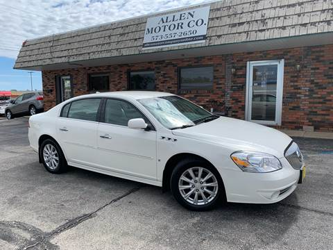 2010 Buick Lucerne for sale in Eldon, MO