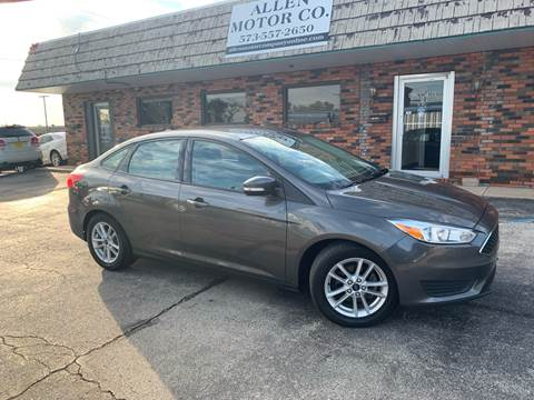 2015 Ford Focus for sale in Eldon, MO