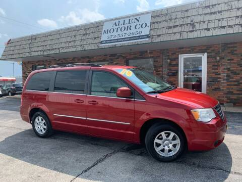2010 Chrysler Town and Country for sale at Allen Motor Company in Eldon MO