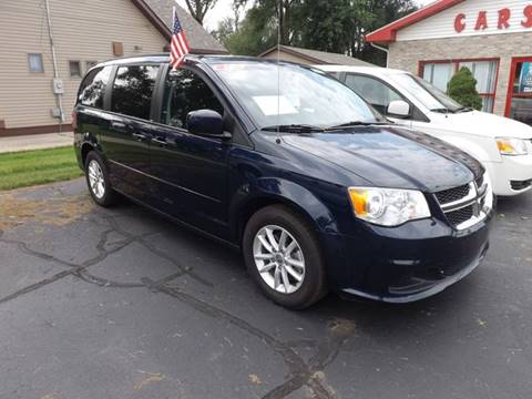 2014 Dodge Grand Caravan for sale in Janesville, WI