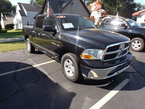 2010 Dodge Ram Pickup 1500 for sale in Janesville, WI