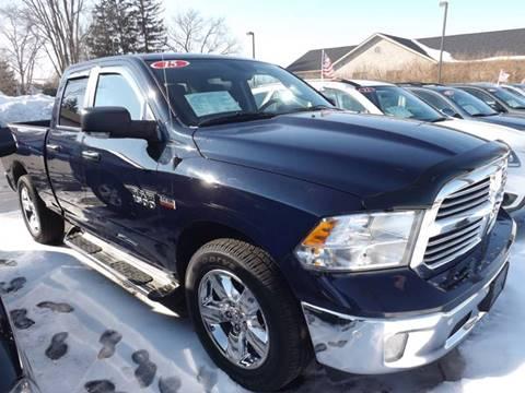 2015 RAM Ram Pickup 1500 for sale in Janesville, WI