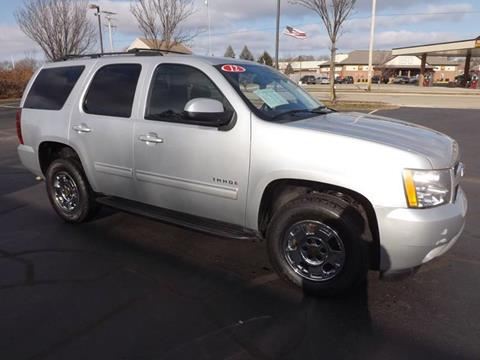 2012 Chevrolet Tahoe for sale in Janesville, WI