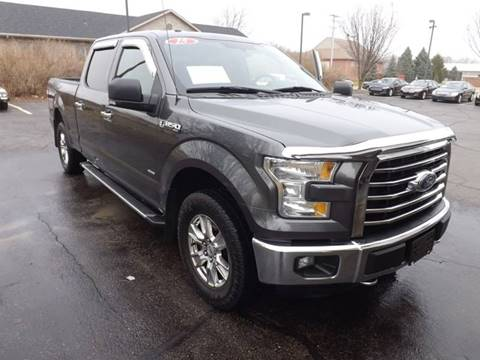 2015 Ford F-150 for sale in Janesville, WI