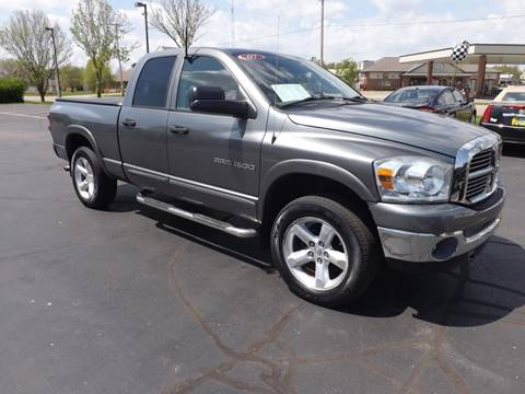 2007 Dodge Ram Pickup 1500 for sale in Janesville, WI