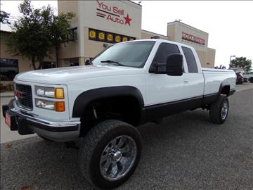 2000 GMC C/K 2500 Series for sale in Montrose, CO