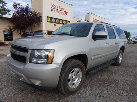 2008 Chevrolet Suburban for sale in Montrose, CO