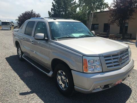 2005 Cadillac Escalade EXT for sale in Montrose, CO