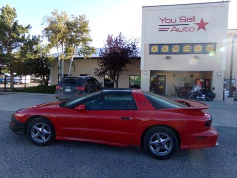 1995 Pontiac Firebird for sale in Montrose, CO