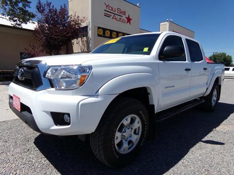 2013 Toyota Tacoma for sale in Montrose, CO
