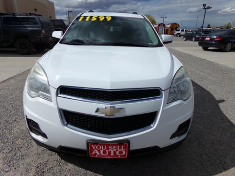 2011 Chevrolet Equinox for sale in Montrose, CO