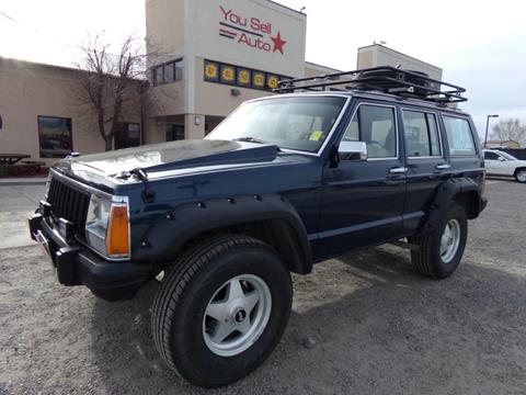 1984 Jeep Wagoneer for sale in Montrose, CO