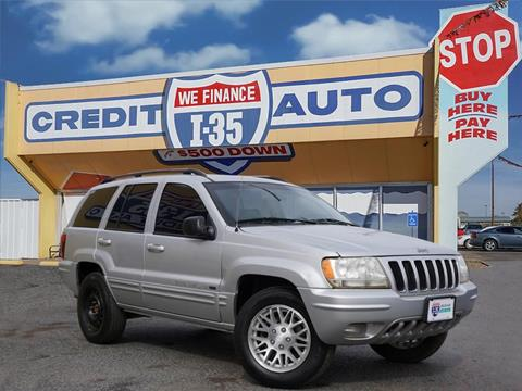 2003 Jeep Grand Cherokee for sale in Lawton, OK