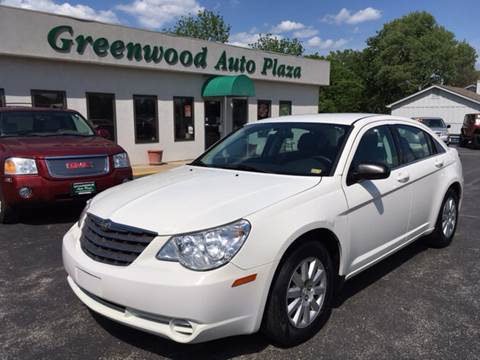 2010 Chrysler Sebring for sale at Greenwood Auto Plaza in Greenwood MO
