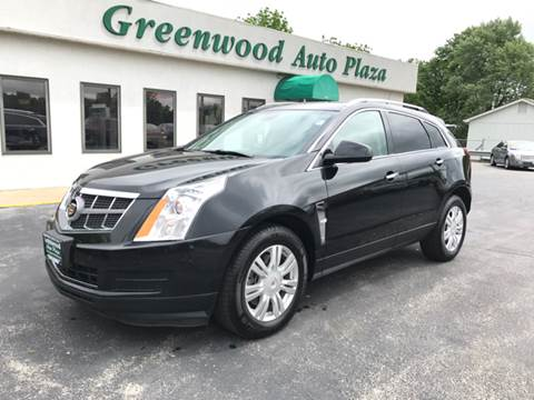2012 Cadillac SRX for sale at Greenwood Auto Plaza in Greenwood MO