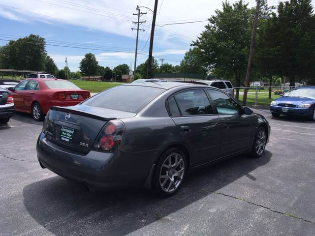 2006 Nissan Altima for sale at Greenwood Auto Plaza in Greenwood MO