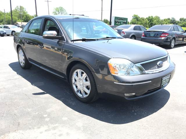 2007 Ford Five Hundred for sale at Greenwood Auto Plaza in Greenwood MO