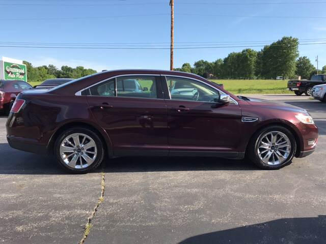 2011 Ford Taurus for sale at Greenwood Auto Plaza in Greenwood MO