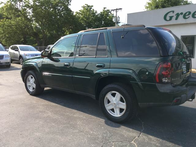 2003 Chevrolet TrailBlazer for sale at Greenwood Auto Plaza in Greenwood MO