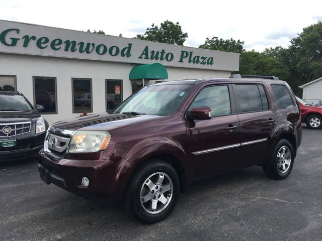 2011 Honda Pilot for sale at Greenwood Auto Plaza in Greenwood MO