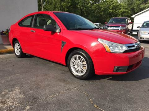 2008 Ford Focus for sale at Greenwood Auto Plaza in Greenwood MO