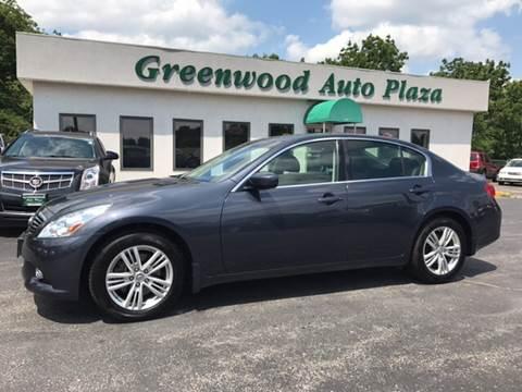 2013 Infiniti G37 Sedan for sale in Greenwood, MO