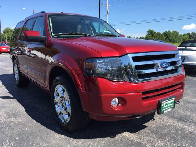 2014 Ford Expedition for sale at Greenwood Auto Plaza in Greenwood MO