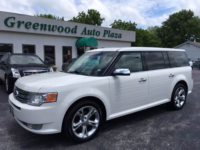 2011 Ford Flex for sale at Greenwood Auto Plaza in Greenwood MO
