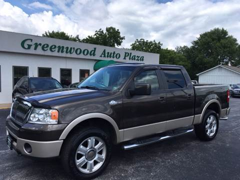 2008 Ford F-150 for sale at Greenwood Auto Plaza in Greenwood MO