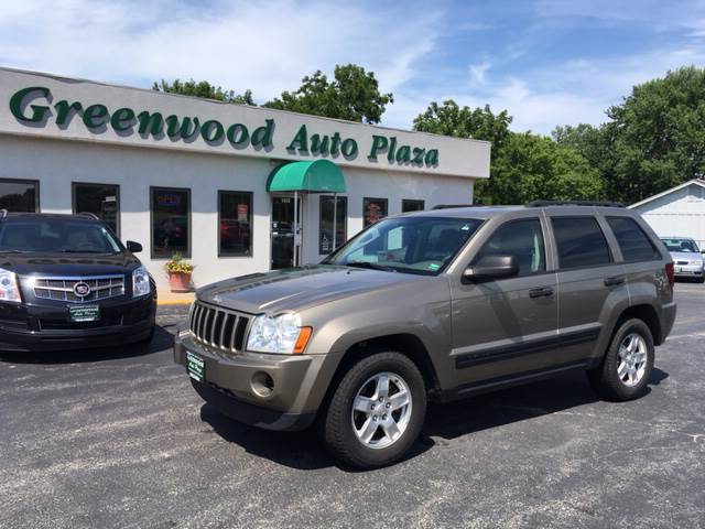 2006 Jeep Grand Cherokee for sale at Greenwood Auto Plaza in Greenwood MO
